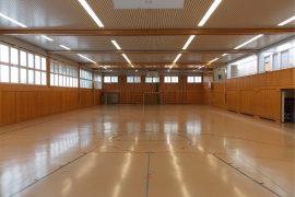 Sporthalle der Nehring GS