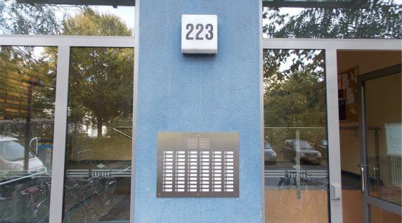 Studentenwohnheim Storkower2